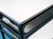 メラミン合板+縁テープ処理